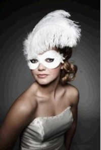 Bride in Mask- Success Creations