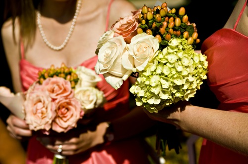 Bmaid bouquets