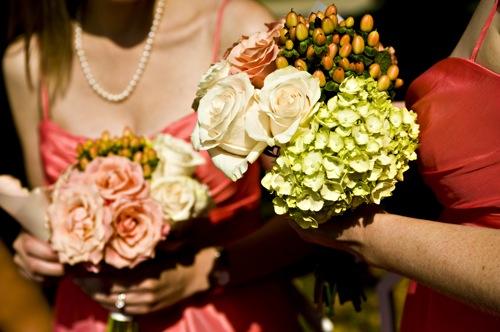 Bmaid bouquets