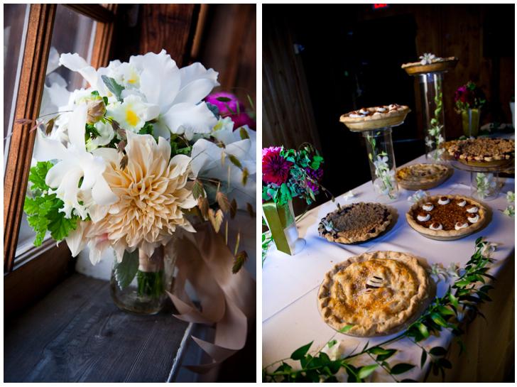Jessi 9 pie and flowers
