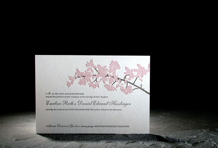 5273a1b4c1b7 Cheerful Cherry Blossoms - from Hello to Hitched