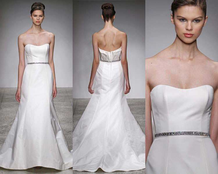 Amsale bridal gown trunk show february 11th 12th for Amsale aberra wedding dresses