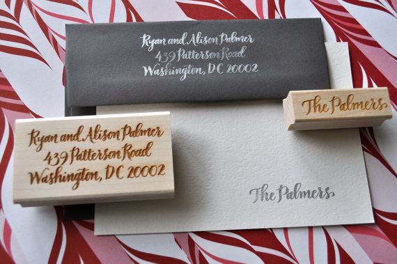friday freebie custom rubber stamps from meant to be from hello