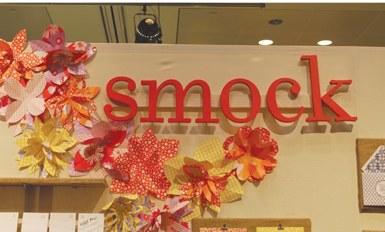Smock-paper