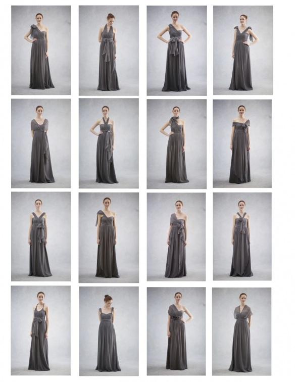 Jenny Yoo Aidan Dress Wear It Diffe Ways