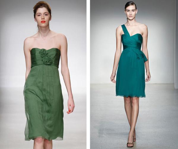 Emerald_dresses Amsale