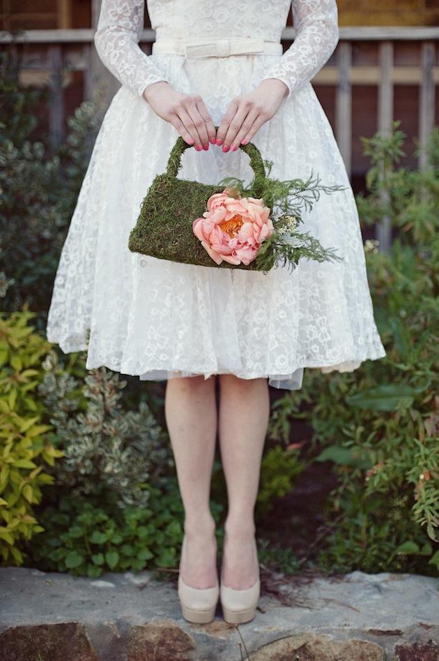 Vintage-Wedding-Dresses-Colourful-Floral-Accessories-Love-Life-Studios-3