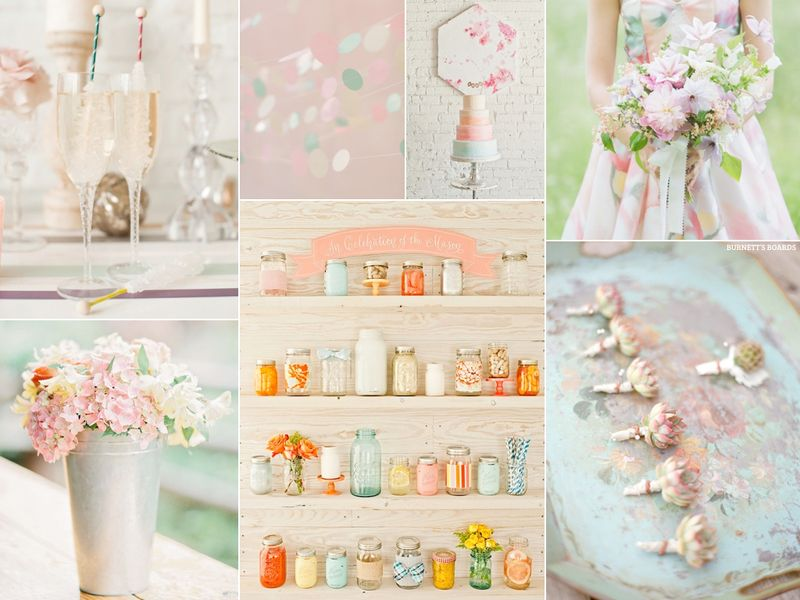 Candy-themed-wedding