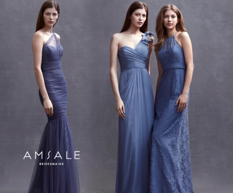 Amsale-bridesmaids